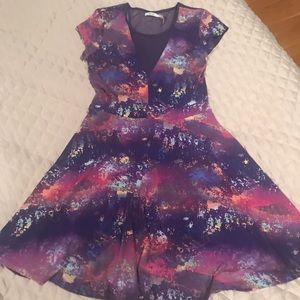 Kimchi Blue Purple Dress